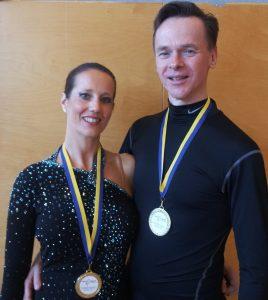 Michaela und Christian - NOE Landesmeister 2016